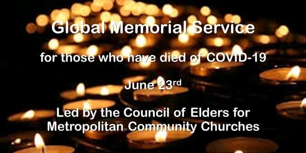 Global Memorial Service