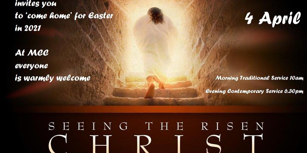 PM Easter Sunday Worship