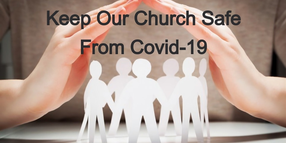 COVID-19 SAFETY AND INFECTION CONTROL VOLUNTEER SAFETY TRAININGS