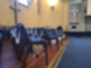 Wedding at Metropolitan Community Church Sydney