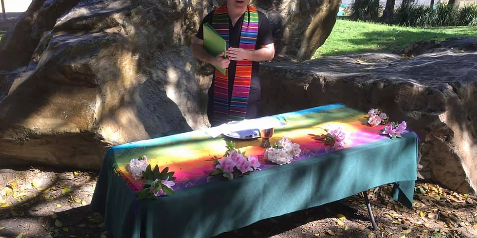 Communion In The Park
