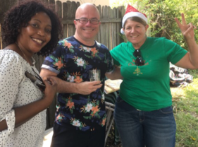 MCCS Christmas BBQ Party 2020