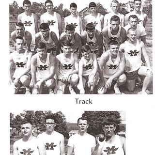 1966 track team