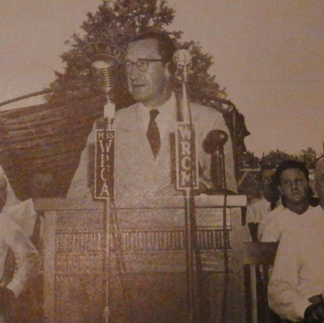 1948 - Mr. Julian Morrison, Independence Day Activities
