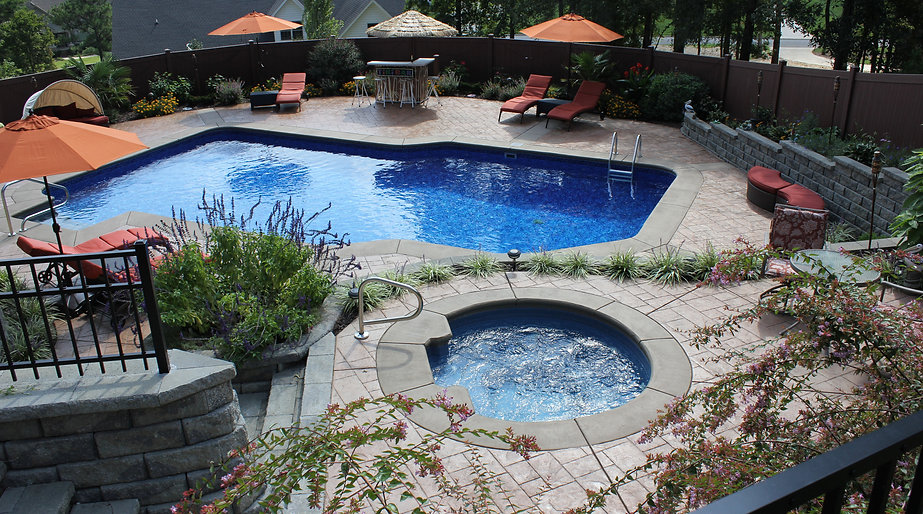 Lovely Inground Pool Design, Inc. Is The Areau0027s #1 Pool Construction Company With  Well Over 1,000 Installations!