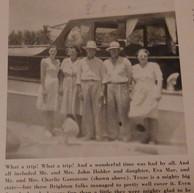 Texas Trip - 1946