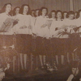 Christmas at Brighton - Brighton's Choral Club - 1948