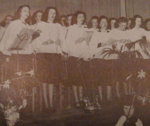 Christmas at Brighton - Brighton's Choral Club - 1948