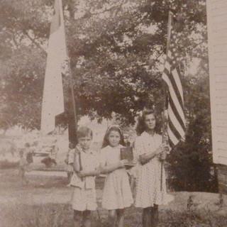 Vacation Bible School Color Bearers (2) - 1943
