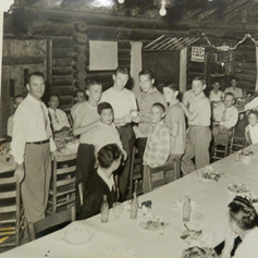 Scout Meeting - 1940's