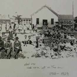 Model School Building 1901-1929