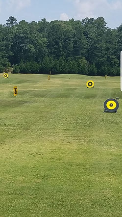 Golf Fore Less Driving Range at Etowah Park