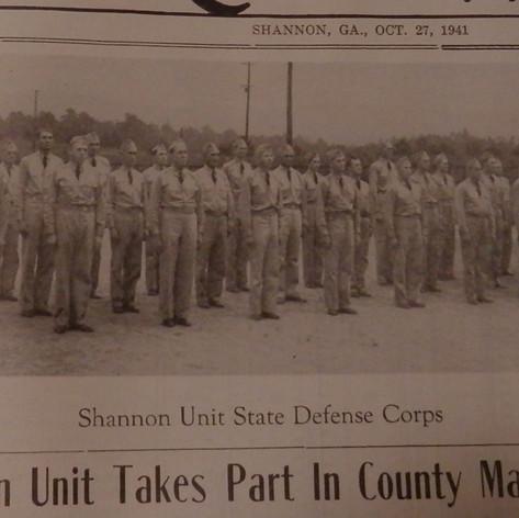 Shannon Unit State Defense Corp