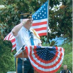 Hartwell Nolan - Memorial Day Program - 2004