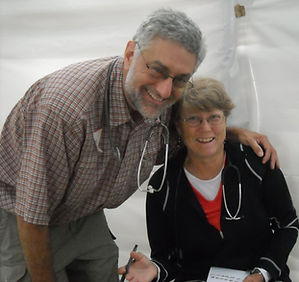 Paul and Cindy Shumpert, M.D.