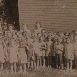 Vacation Bible School - Primary - 1943