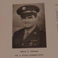 Albert J. Johnson - 1945