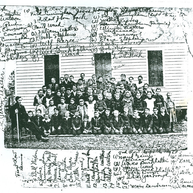 Early Model School Students