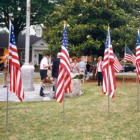 Memorial Day Program - 2004