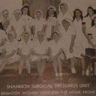 Shannon Surgical Dressing Unit - 1944