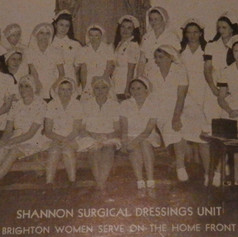 Shannon Surgical Dressing Unit - 1944