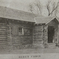 Early Scout Cabin at Shannon