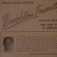 Lance Johnson - 1948