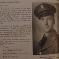 Pvt. William P. Proctor