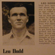 Leo Dodd - 1946