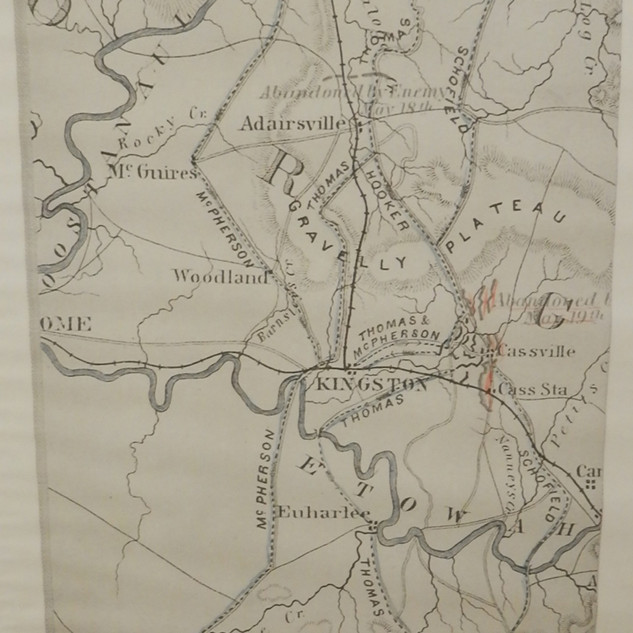 Early Map showing Watters District (2)