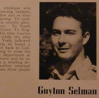 Guyton Selman - 1946