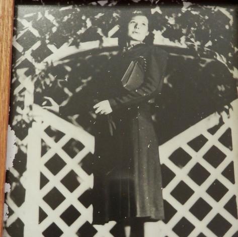 Geneve Shope Cornett - Miss Brighton - Early 1940's