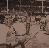 Tug-of-War, Weaving vs. Spinning 1948