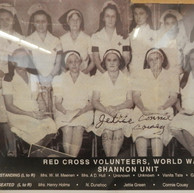 Red Cross Volunteers, Shannon Unit