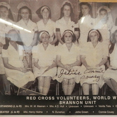 Red Cross Volunteers, Shannon Unit