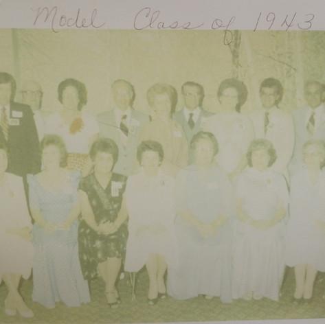 1943 Graduating Class Reunion