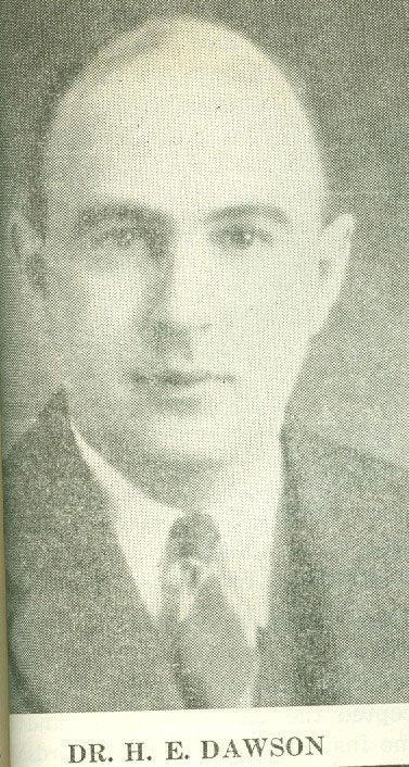 Dr. H. E. Dawson