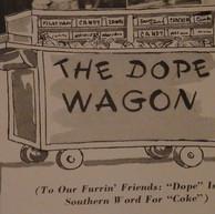 Dope Wagon at Brighton Mill - 1947