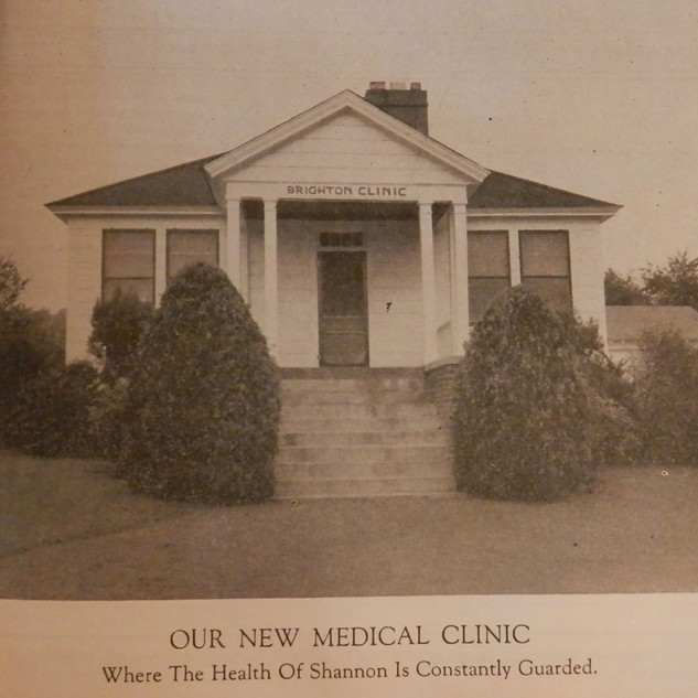 Shannon Medical Clinic - 1941