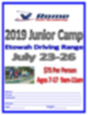 2019 Rome Junior Camp
