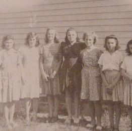 Vacation Bible School (4) Intermediates - 1943