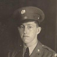Claude Brown Johnston, age 22 - 1941