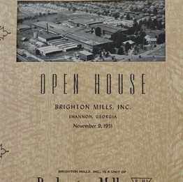 Mill Open House - 1951