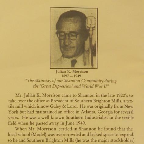 Julian K. Morrison - page 1