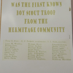 Hermitage Troop 13