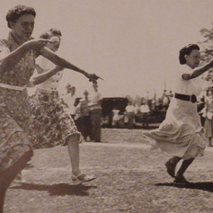 Egg and Spoon Race 1948