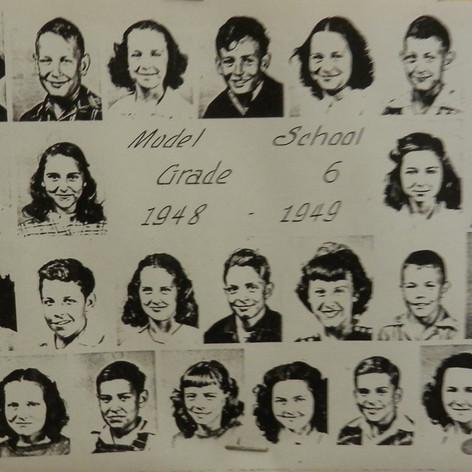 6th Grade - 1948-49