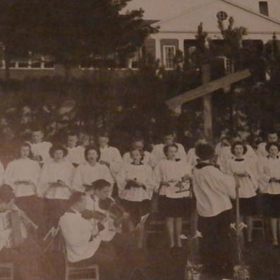 Easter Service 1944 - Brighton Choral Club