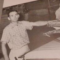 Arthur Owens works in Cloth Room as a folder hand. 1944