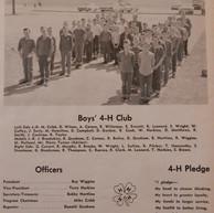 Boys' 4-H Club